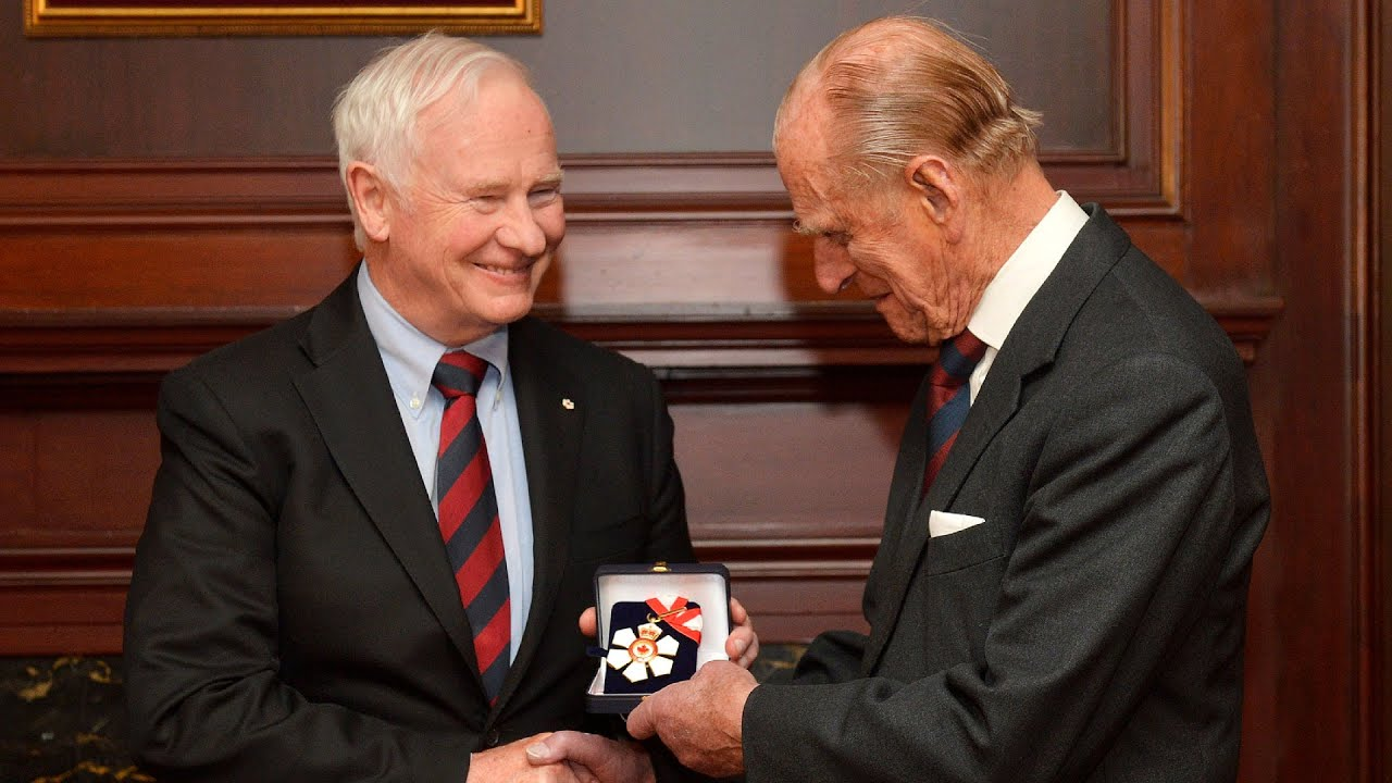 """""""He found his way"""": Former governor general David Johnston on Prince Philip's legacy 8"""