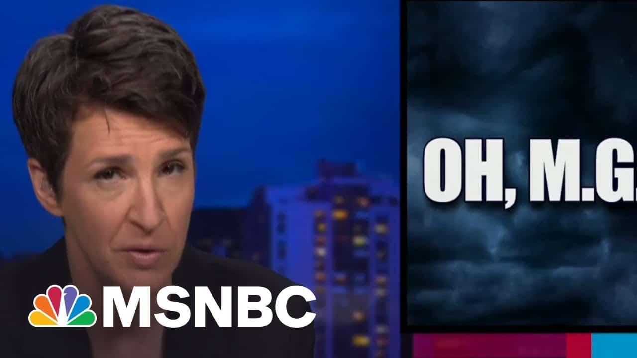 Gaetz Case Renews Attention On GOP Fake Candidate Election Schemes: NYT | Rachel Maddow | MSNBC 4