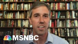 'It's Pretty Bad': Beto O'Rourke Talks Texas Voter Suppression Bill | All In | MSNBC 6