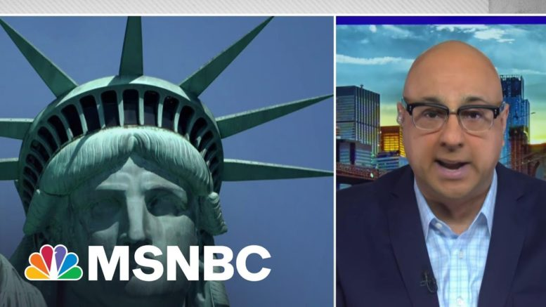Velshi: Immigration Has Been Good To America | MSNBC 1