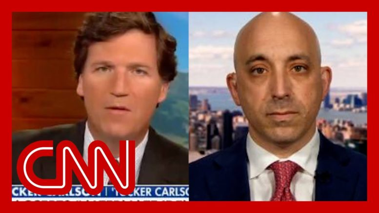 ADL CEO calls for Fox News to fire Tucker Carlson 1