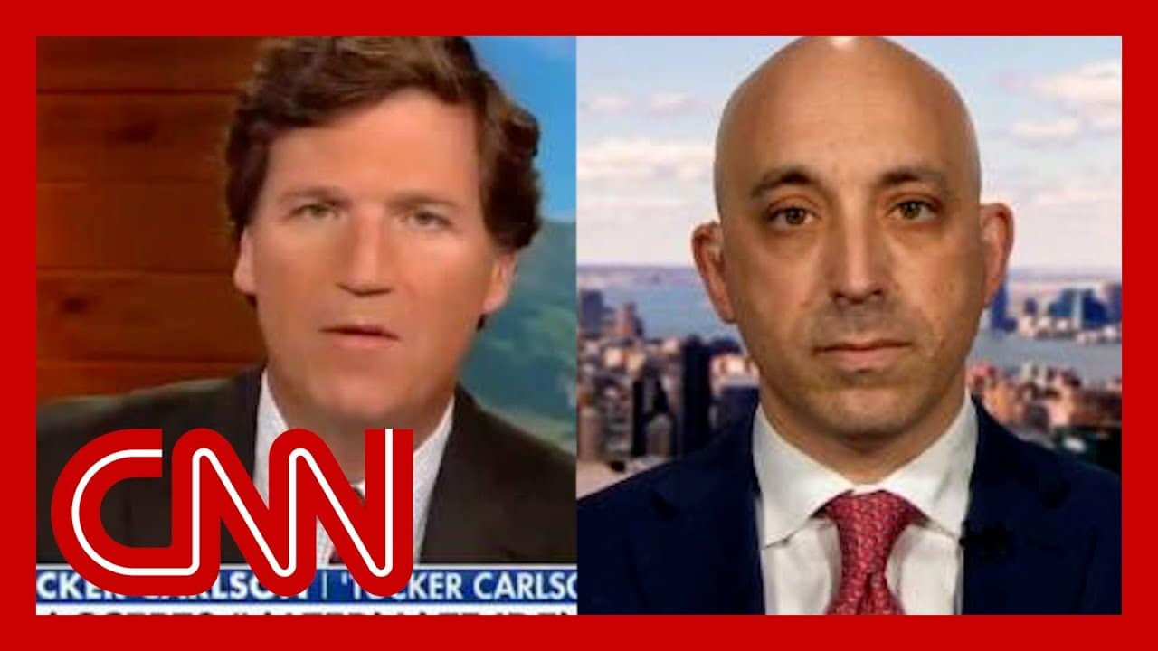 ADL CEO calls for Fox News to fire Tucker Carlson 3