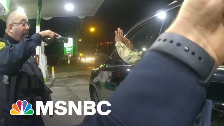 Army Lieutenant Sues Virginia Police After Traffic Stop | Morning Joe | MSNBC 1