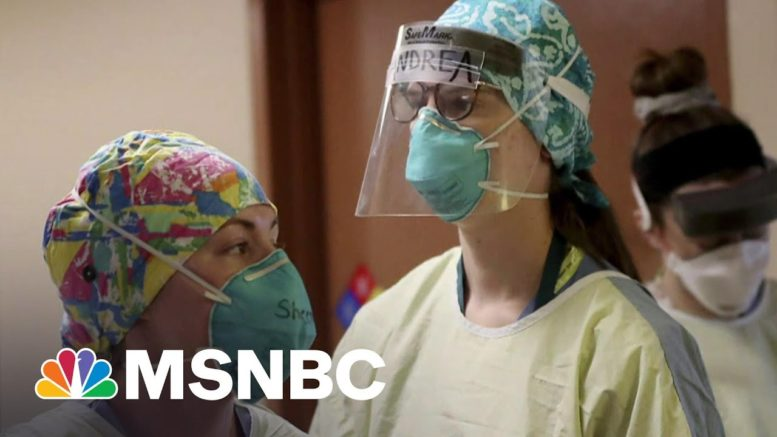 We Need More Shots In Arms Of Those Who Aren't Vaccinated, Says Doctor | Morning Joe | MSNBC 1