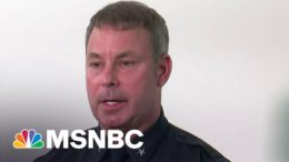 Police Chief Says Daunte Wright Stopped For Driving With Expired Tags | MTP Daily | MSNBC 9
