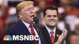 Watch Gaetz Go Full MAGA As Trump Dumps Congressman Facing Sex Crime Probe 9
