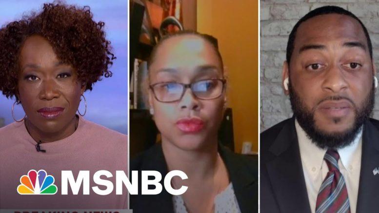 Charles Booker Announces Exploratory Committee For U.S. Senate Run   The ReidOut   MSNBC 1