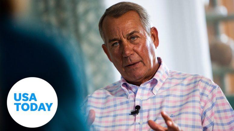 John Boehner believes Matt Gaetz should step down if indicted   USA TODAY 1