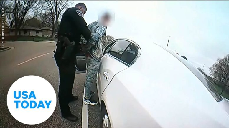 Daunte Wright: Minnesota police say officer meant to grab taser | USA TODAY 1