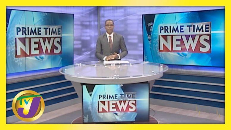 Jamaica News Headlines | TVJ News - April 9 2021 1