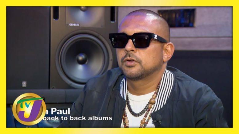Sean Paul: TVJ Entertainment Report Interview - April 9 2021 1