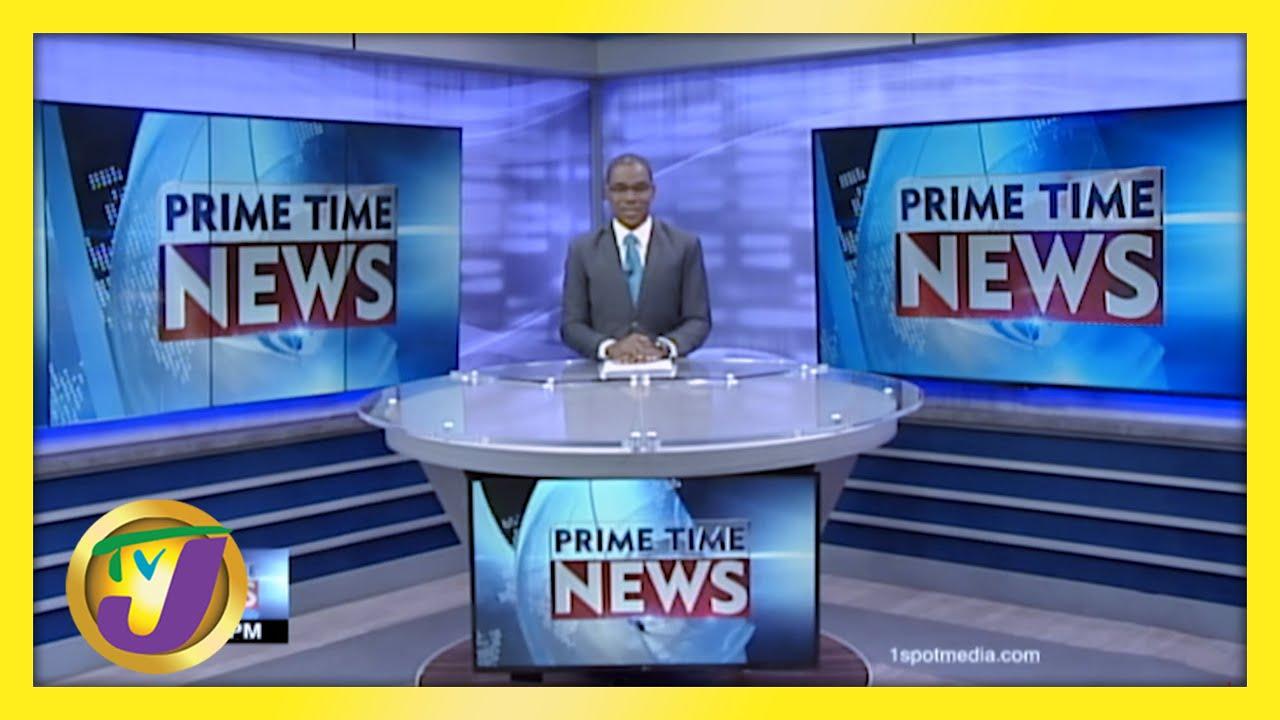 Jamaica News Headlines | TVJ News - March 31 2021 1