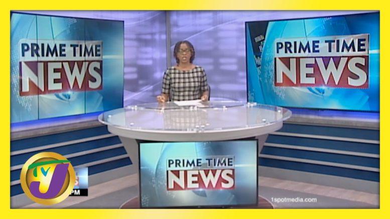 Jamaica's News Headlines | TVJ News - April 10 2021 1