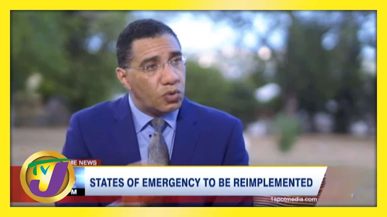 SOEs to be Reimplemented in Jamaica | TVJ News - March 31 2021 1