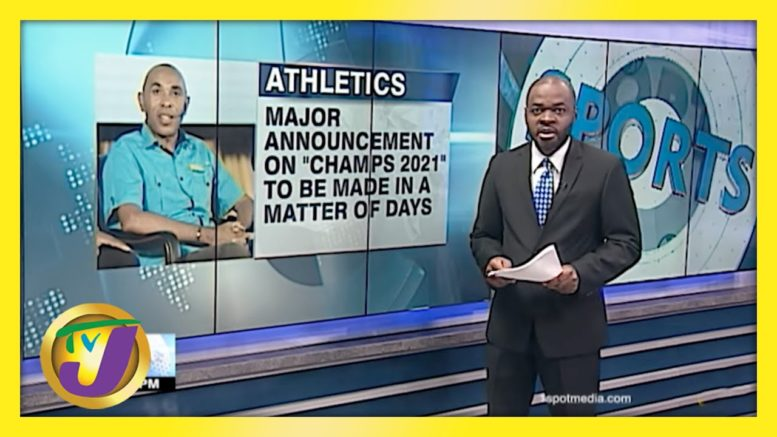 Major Announcement on Champs 2021 in a Matter of Days - April 10 2021 1