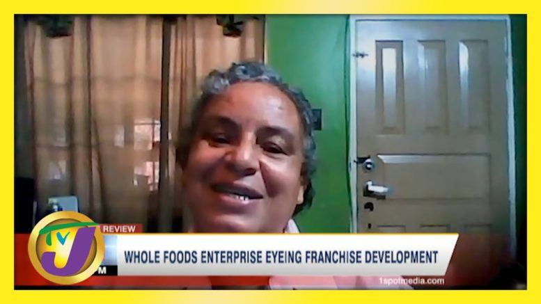 Cancer Survivor Whole Foods Enterprise | TVJ Business Day - April 11 2021 1