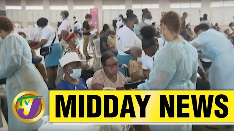 Some Vaccines Expire Tomorrow: ANXIETY Builds Among Jamaicans - April 12 2021 1