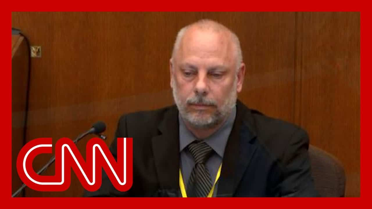 Former police supervisor testifies about Chauvin's use of force 1