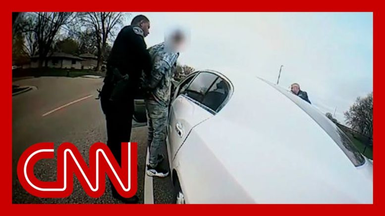 Bodycam footage released in police killing of Daunte Wright 1
