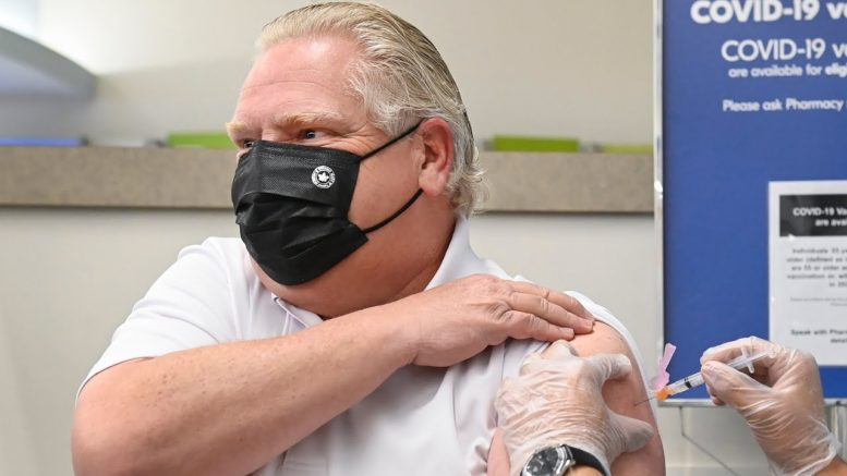 Ford fires back at criticism of vaccine rollout: '6 million people didn't find it confusing' 1