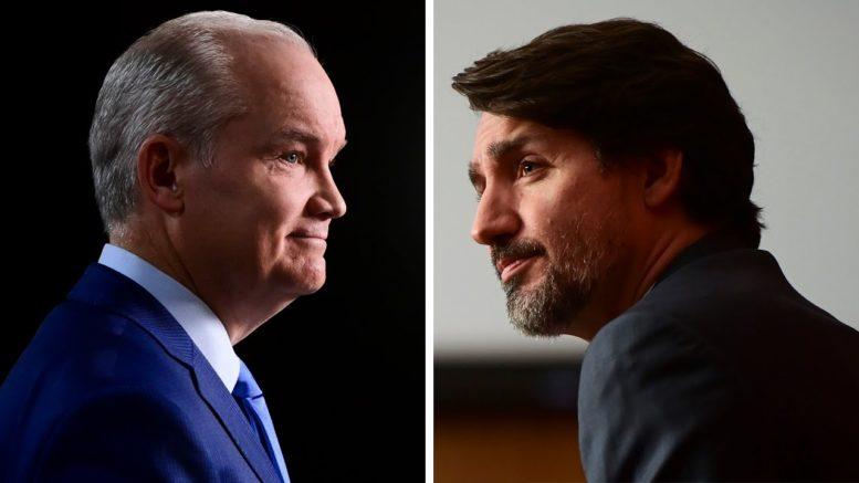 Trudeau, O'Toole debate over CNN report criticizing vaccine rollout in Canada 1