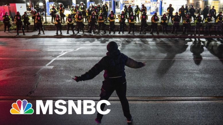 Daunte Wright's Death Puts Police Use Of Force Back In Focus | The 11th Hour | MSNBC 1