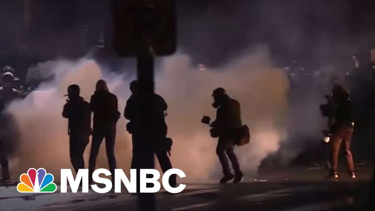 Police Release Body Camera Footage Of Daunte Wright Shooting | Morning Joe | MSNBC 1
