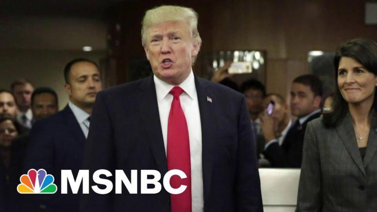 Nikki Haley Has A Muddled Message On Trump And Future Of GOP   Morning Joe   MSNBC 1