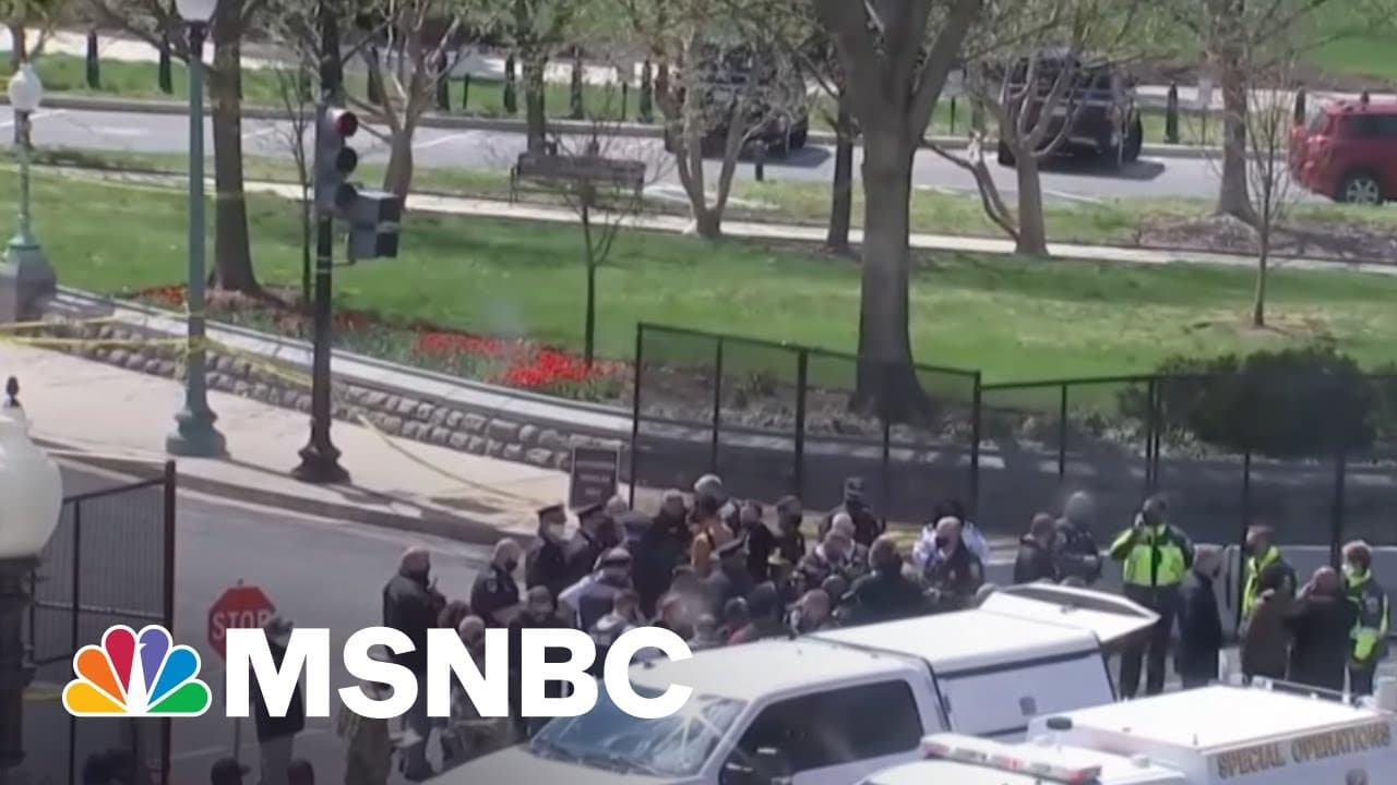 Lt. General Honore Pushes For Security Changes After Vehicle Attack   Stephanie Ruhle   MSNBC 5