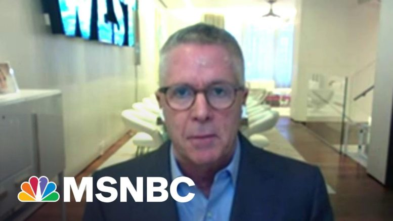 Deutsch: Corporations Can't Just Make Statements, They Need To Create Change | Deadline | MSNBC 1