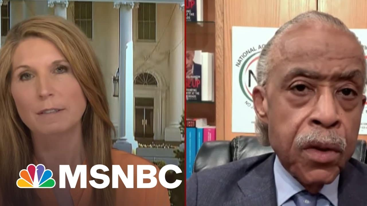 Rev. Al Sharpton: 'There Is No Penalty For Bad Policing In This Country' | Deadline | MSNBC 9