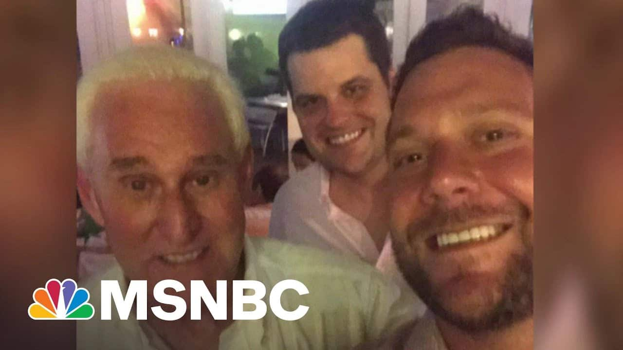 Gaetz Associate Cooperating With DOJ Sex Crime Probe | The Beat With Ari Melber | MSNBC 2