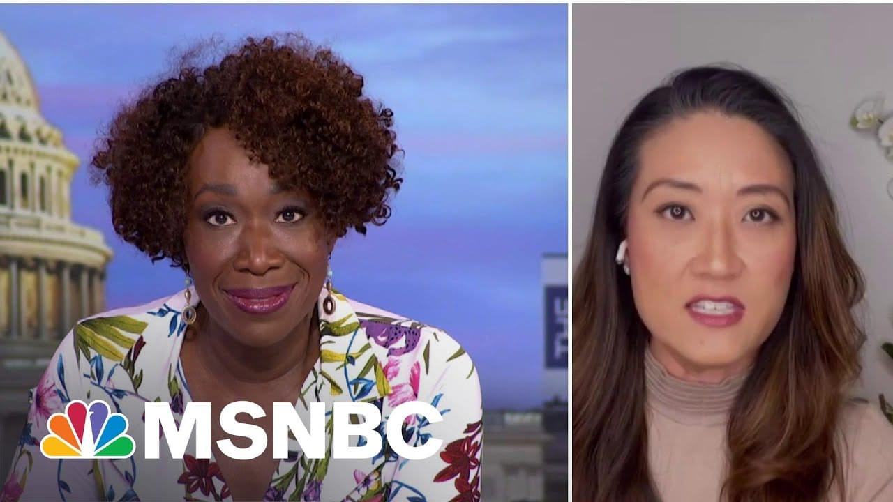 Katie Phang Said 'The Defense Failed Today' In The Chauvin Trial | The ReidOut | MSNBC 8