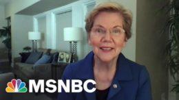 Sen. Warren: Biden Could Cancel $50k Of Student Loan Debt With 'Stroke Of A Pen' | All In | MSNBC 8
