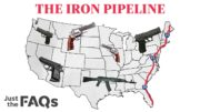 How guns are smuggled from state to state on the iron pipeline | Just the FAQs 3