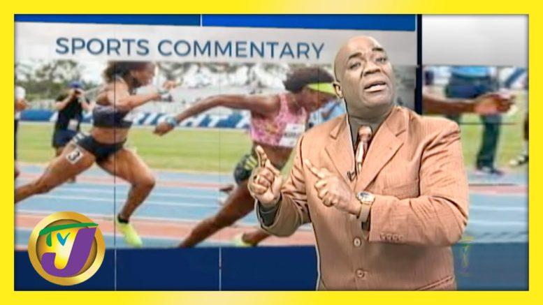 TVJ Sports Commentary - April 12 2021 1