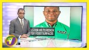 Calls for Westmoreland MP Caught on Viral Video to Resign in Jamaica | TVJ News - April 12 2021 2