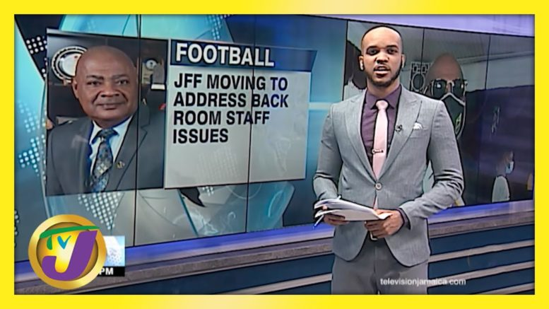 JFF Moving to Address Back Room Staff Issues - April 12 2021 1
