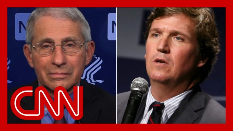Dr. Fauci responds to Tucker Carlson's vaccine remarks 1