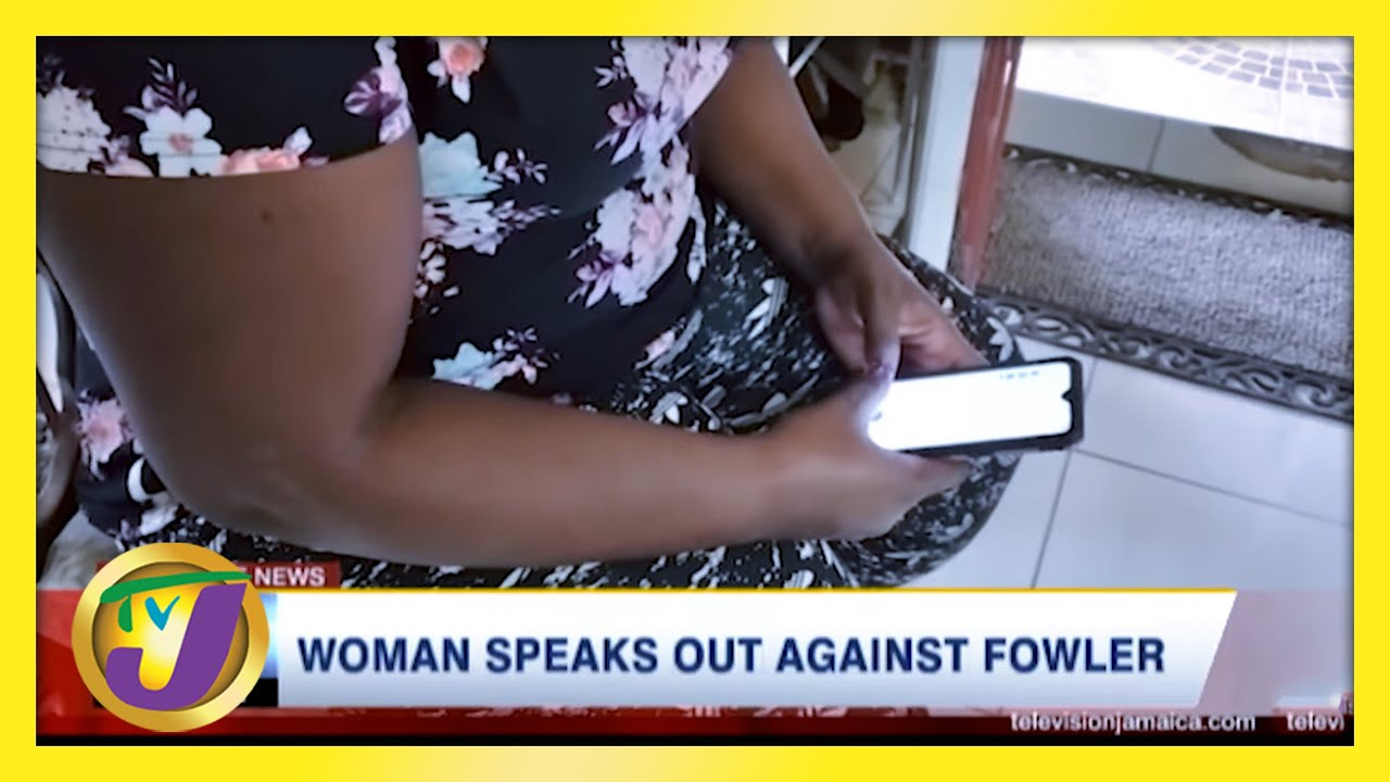 Woman Speaks out Against Robert Fowler | TVJ News - March 31 2021 1