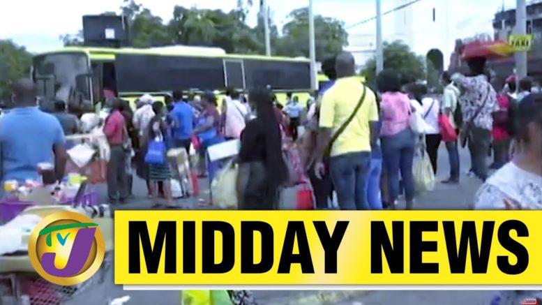 Easter Mostly Canceled Lockdown in Effect   Jamaica's Crime Problem - April 1 2021 1