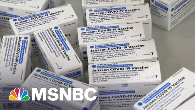What You Need To Know About The J&J Vaccine Pause | The 11th Hour | MSNBC 1