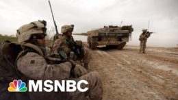 Why President Biden Is Pulling The U.S. Out Of Afghanistan Now | Rachel Maddow | MSNBC 5