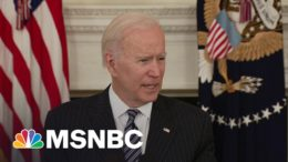 Biden To Announce Unconditional Exit Of U.S. From Afghanistan; NATO Also To Withdraw | Rachel Maddow 4