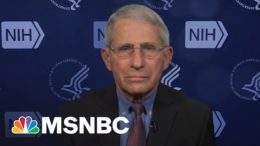 Dr. Fauci: A Pause Is Confirmation Of How Seriously We Take Safety | Morning Joe | MSNBC 1