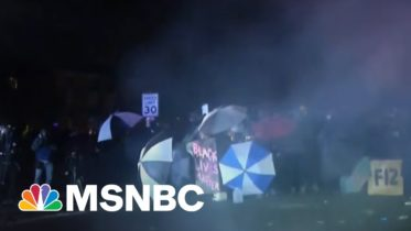 Protesters Clash With Police For Third Night After Daunte Wright's Death | Morning Joe | MSNBC 6