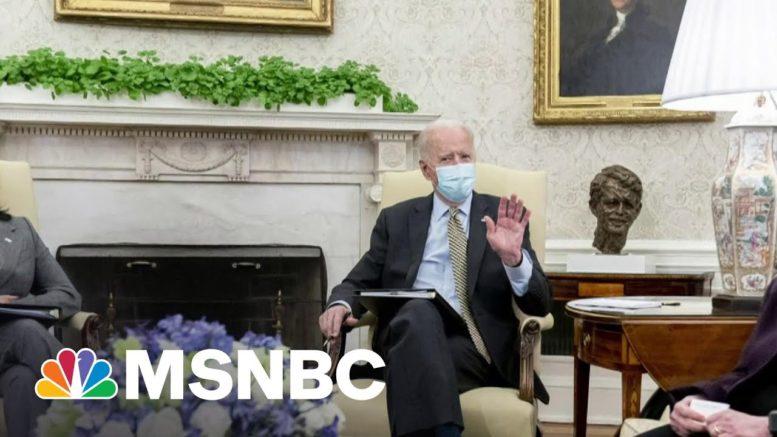 How Biden's Presidency Is Giving Hope To Progressives | Morning Joe | MSNBC 1