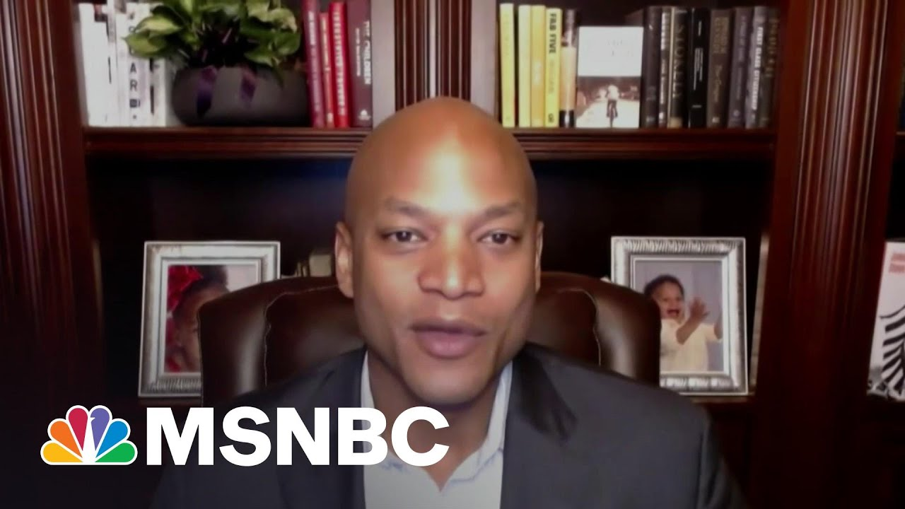 Panel Discusses New Initiative To Combat Racial Wealth Gap | Stephanie Ruhle | MSNBC 1