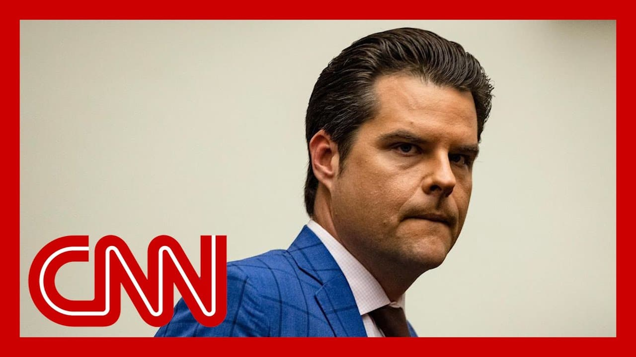 Gaetz showed nude photos of women to lawmakers, sources say 1