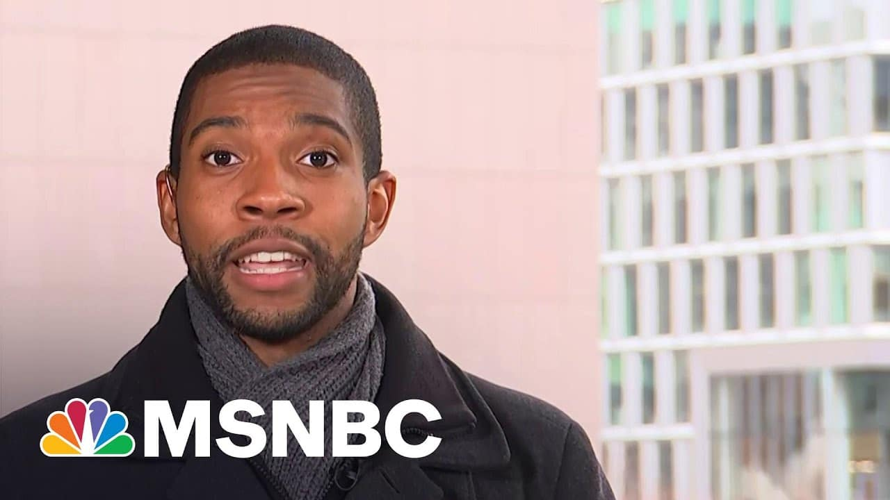 Defense Asks For Acquittal In Chauvin Trial | MTP Daily | MSNBC 7